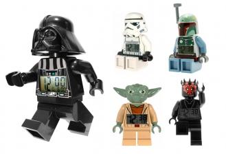 Lego vekkerklokke
