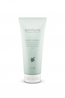 Northern Beauty body lotion