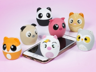 Mini Animal Bluetooth Speaker